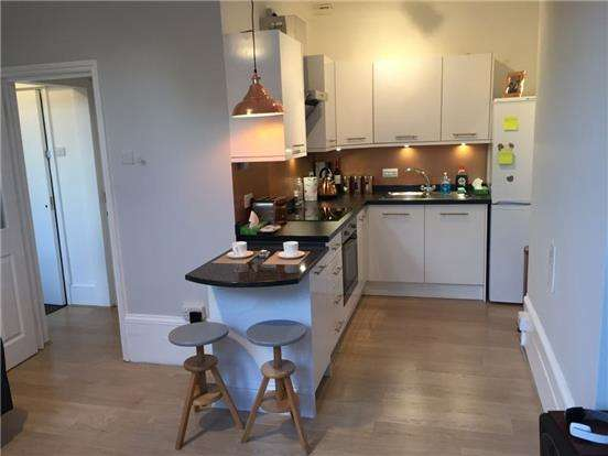 1 Bedroom Flat for sale in Pevensey Road, ST LEONARDS-ON-SEA, East Sussex, TN38 0JY