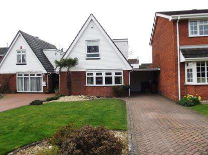 3 Bedrooms Link Detached House for sale in Mease Avenue, Burntwood