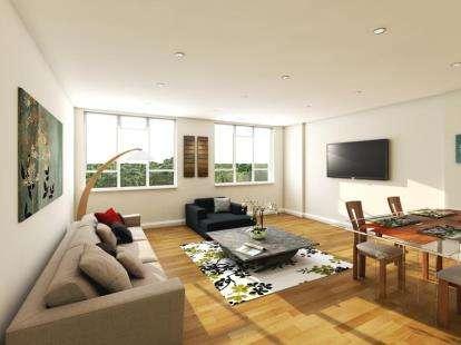 1 Bedroom Flat for sale in Queensway Apartments, 1-11 Queensway, Bletchley