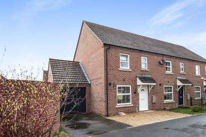 3 Bedrooms Semi Detached House for sale in Uxbridge Lane, Kingsway, Gloucester, Gloucestershire
