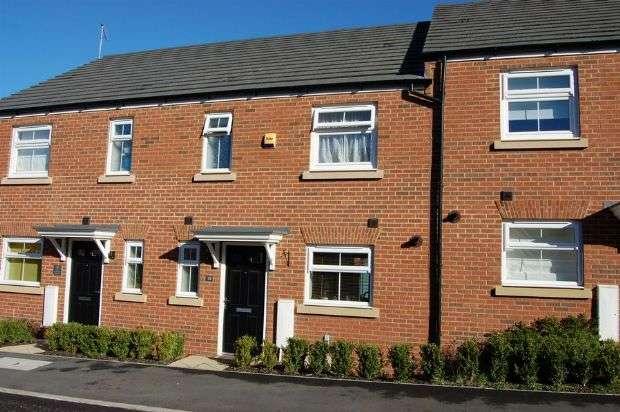 3 Bedrooms Terraced House for sale in Norris Mews, Long Buckby, Northampton NN6 7WF