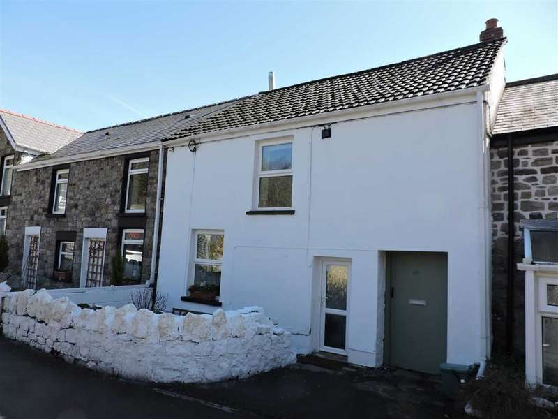2 Bedrooms Cottage House for sale in Heol Gleien, Upper Cwmtwrch