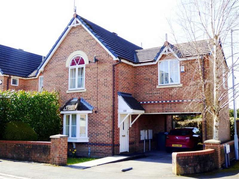3 Bedrooms Semi Detached House for sale in Chervil Close, Fallowfield, Manchester, M14
