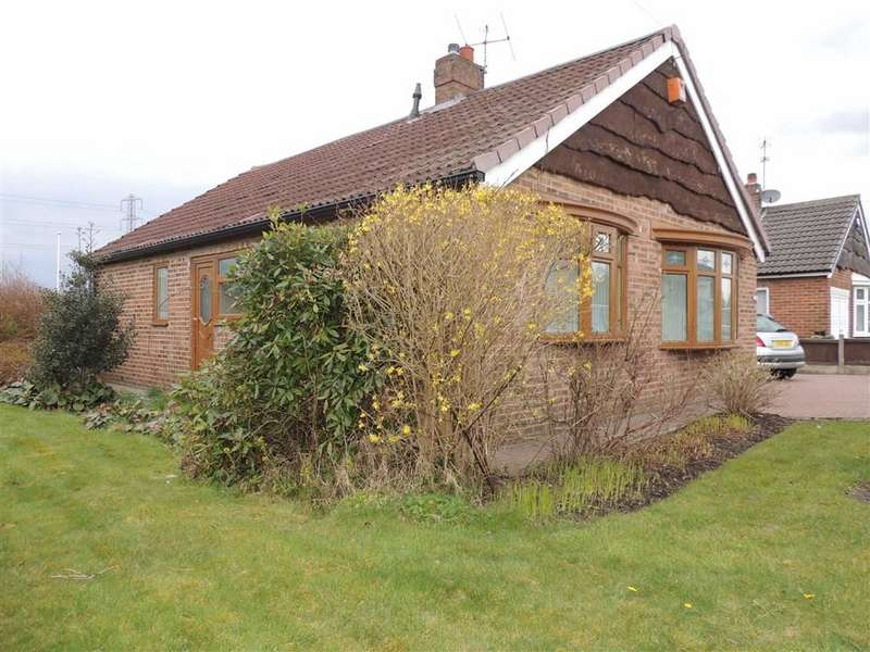 2 Bedrooms Detached Bungalow for sale in Catherine Road, Romiley, Stockport