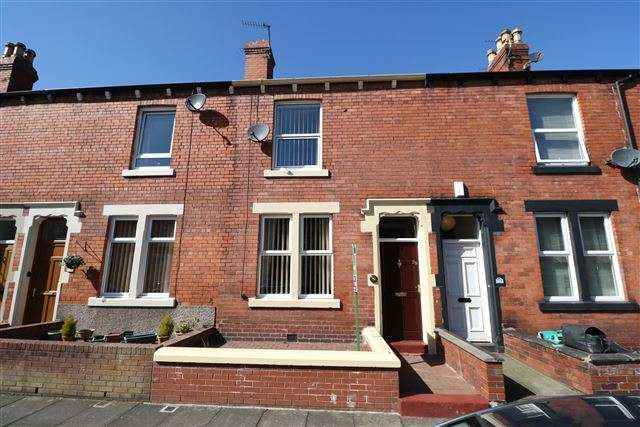 3 Bedrooms Semi Detached House for sale in Margery Street, Carlisle, Cumbria, CA1 2BE