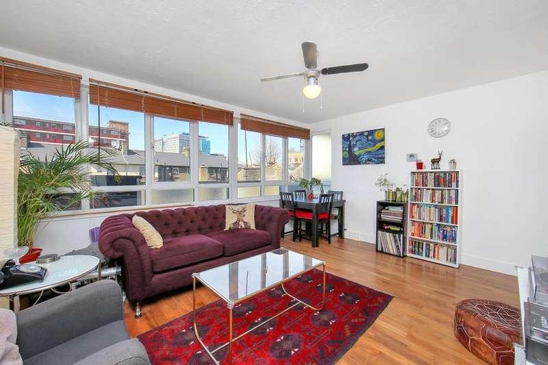 2 Bedrooms Flat for sale in Clark Street, London E1