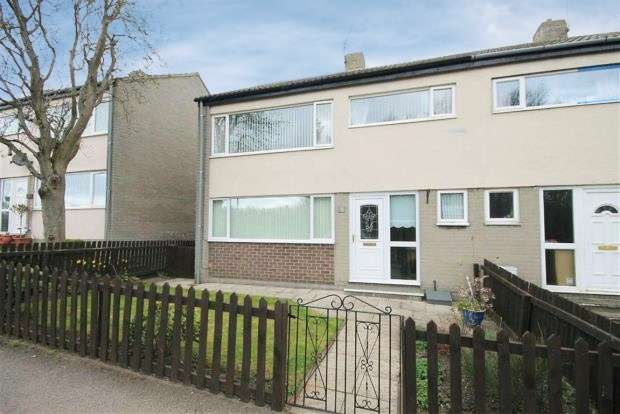 3 Bedrooms Semi Detached House for sale in The Riggs, Durham, DH7 8PQ