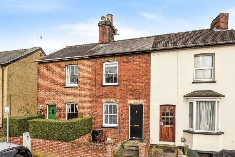 2 Bedrooms Terraced House for sale in Florence Street, Hitchin, SG5