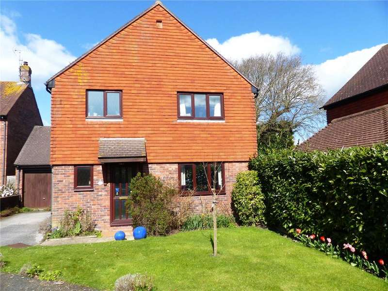 4 Bedrooms Detached House for sale in Greenacres Drive, Ringmer, Lewes, East Sussex, BN8