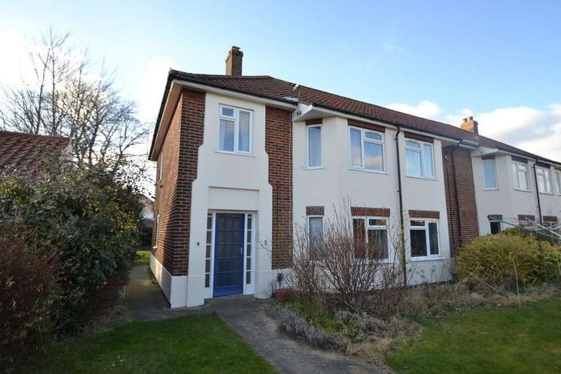 2 Bedrooms Flat for sale in Josephine Close, Norwich