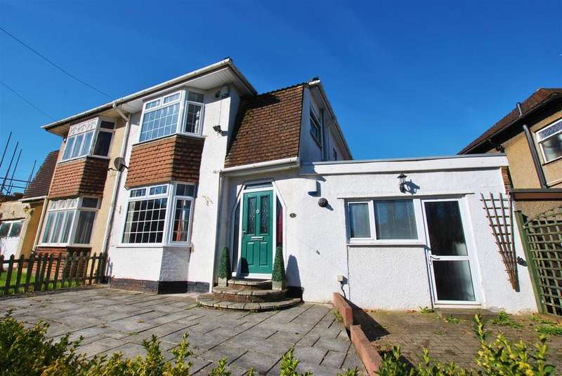3 Bedrooms House for sale in Ellesmere Road, Brislington, Bristol