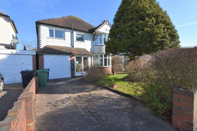 4 Bedrooms Detached House for sale in Gower Road, Halesowen