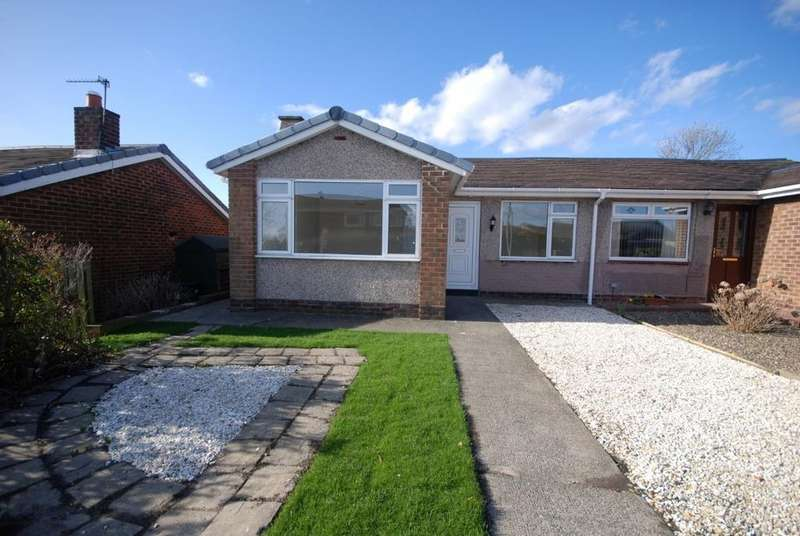 2 Bedrooms Bungalow for sale in Garsdale, Birtley
