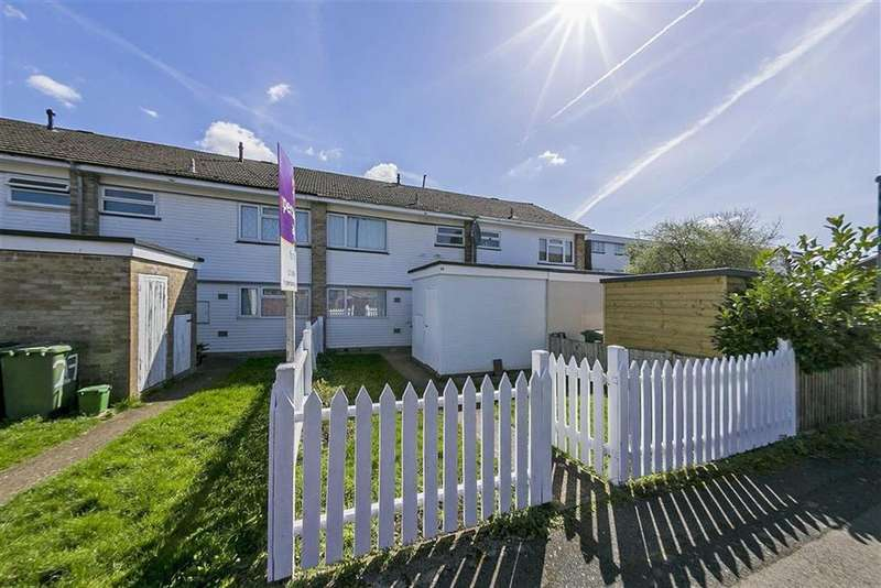 3 Bedrooms Terraced House for sale in Ormonde Avenue, Epsom, Surrey