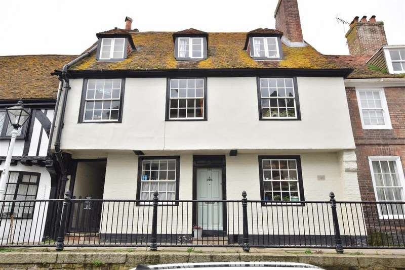 3 Bedrooms Terraced House for sale in High Street, Hastings
