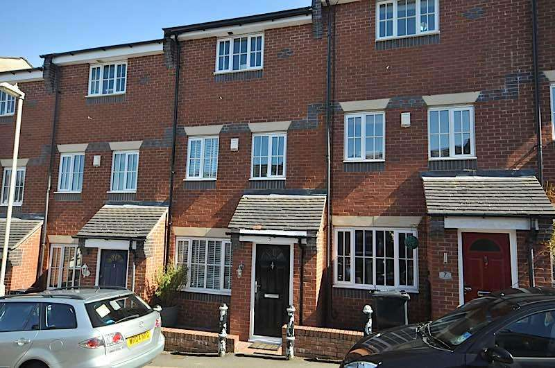 3 Bedrooms Mews House for sale in STOURBRIDGE - Chapelfield Mews