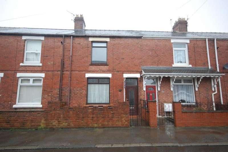 2 Bedrooms Terraced House for sale in Onslow Terrace, Langley Moor