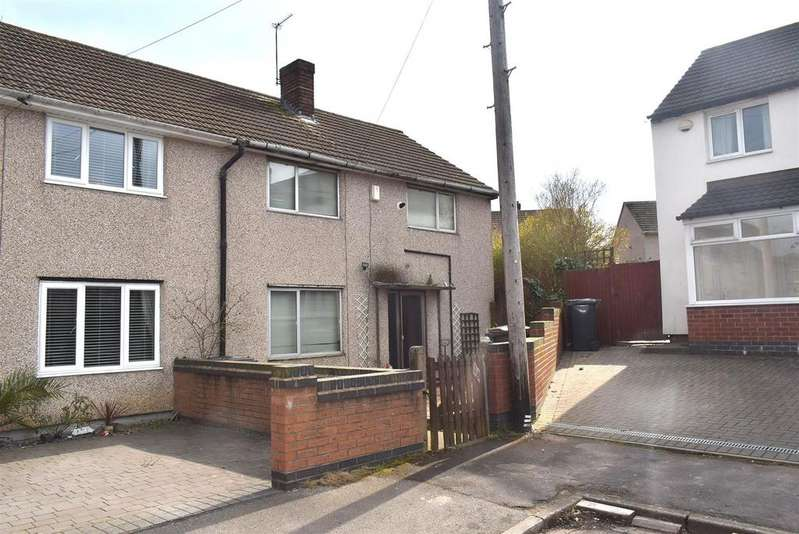 4 Bedrooms Semi Detached House for sale in Synkere Close, Keresley End, Coventry