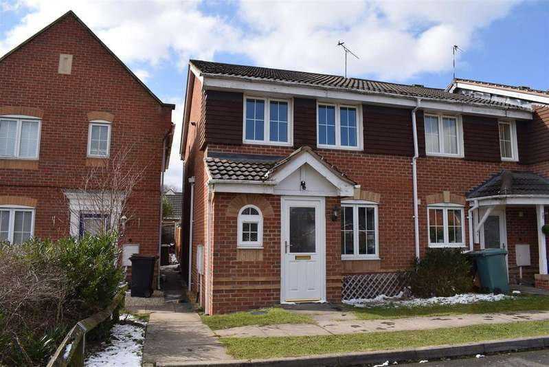 3 Bedrooms Mews House for sale in Smallman Road, The Shires, Nuneaton
