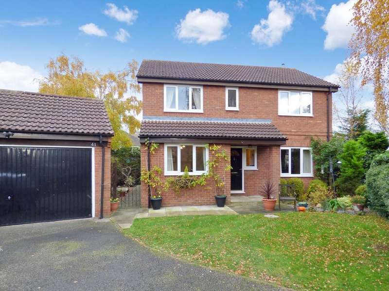 4 Bedrooms Detached House for sale in Stapleton Close, Bedale