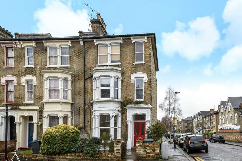 3 Bedrooms Flat for sale in Florence Road, Stroud Green