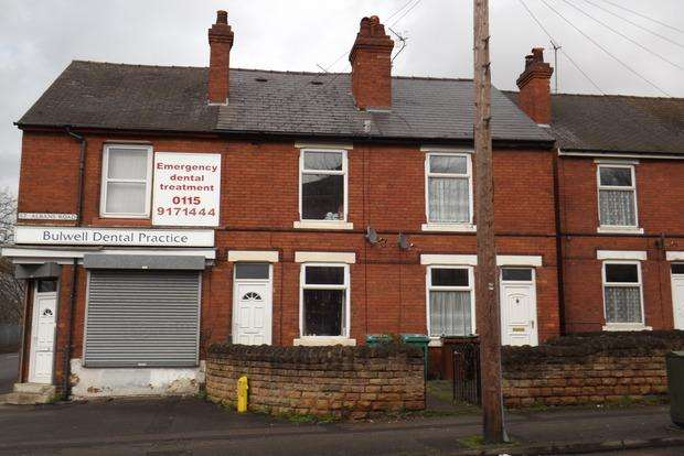 2 Bedrooms Terraced House for sale in St. Albans Road, Bulwell, Nottingham, NG6