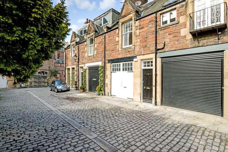 3 Bedrooms Flat for sale in 2 Douglas Gardens Mews, West End, Edinburgh, EH4 3BZ