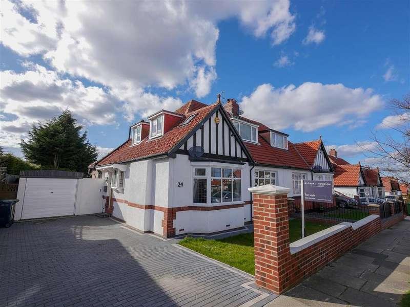 4 Bedrooms Semi Detached Bungalow for sale in Bainbridge Avenue, Sunderland