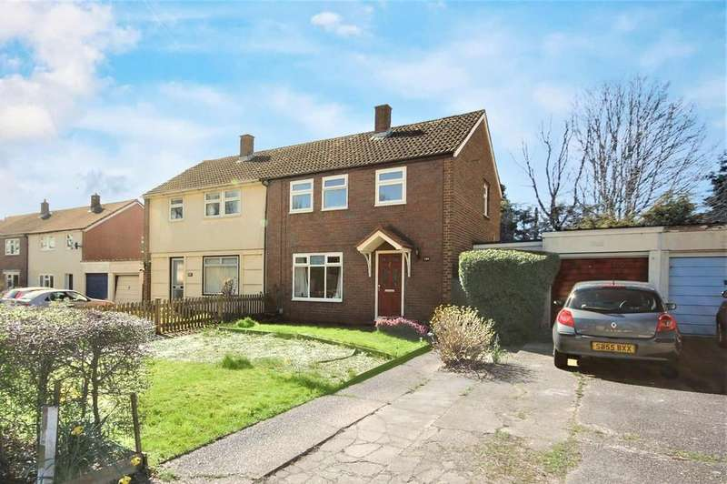 3 Bedrooms Semi Detached House for sale in Shephall View, Stevenage