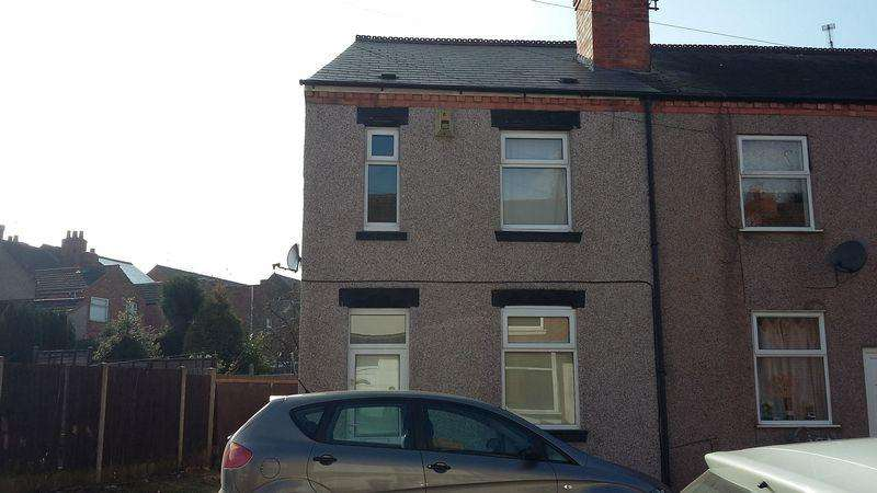 3 Bedrooms Terraced House for sale in Wootton Street, Bedworth