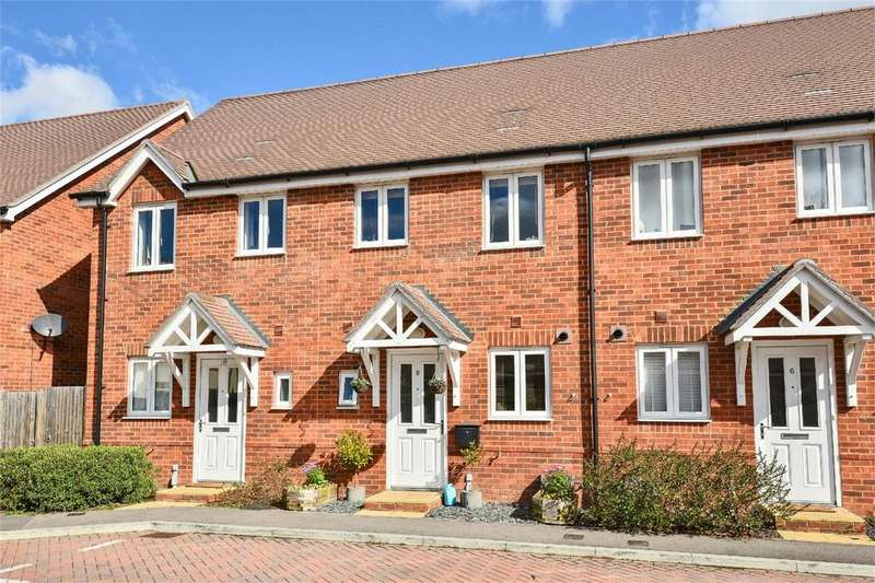 2 Bedrooms Terraced House for sale in Highbay Close, Eastleigh, Hampshire