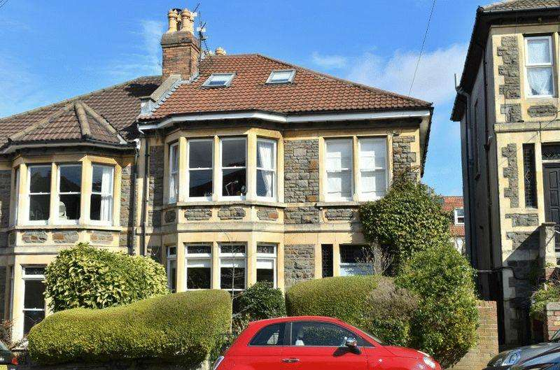 5 Bedrooms Semi Detached House for sale in Burghley Road, St Andrews