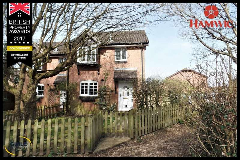 3 Bedrooms Semi Detached House for sale in Holly Hatch Road, West Totton, Southampton SO40