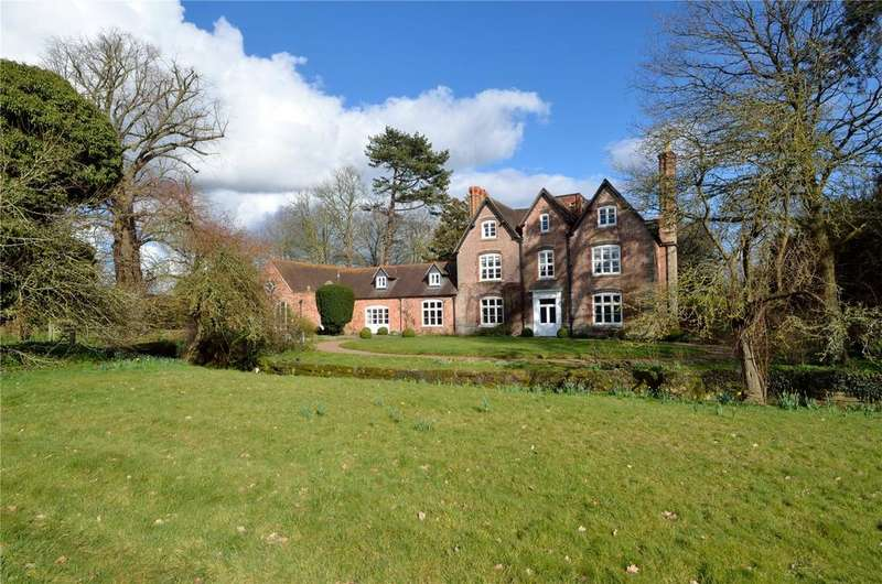 7 Bedrooms Detached House for sale in Stoke Prior, Bromsgrove, Worcestershire