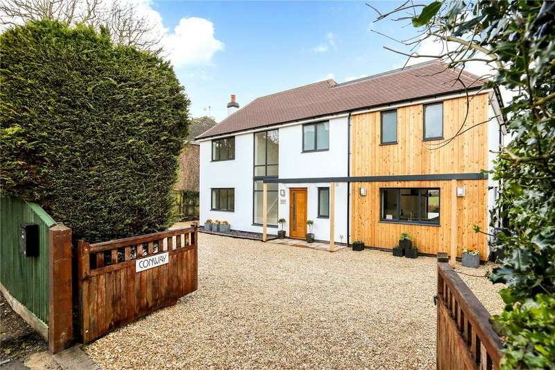4 Bedrooms Detached House for sale in Cold Harbour Lane, Marlborough, Wiltshire