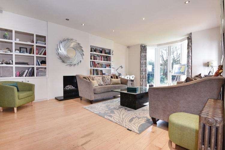 6 Bedrooms House for rent in Upper Richmond Road Putney SW15