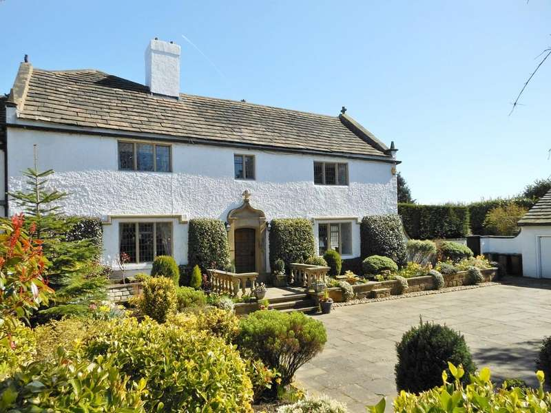 4 Bedrooms Manor House Character Property for sale in Colton Road, Temple Newsam