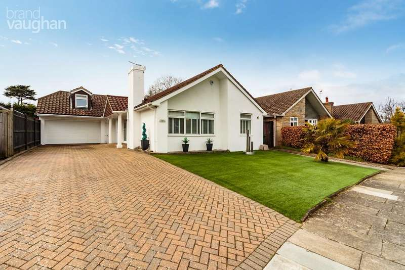 3 Bedrooms Detached Bungalow for sale in The Beeches, Brighton, BN1