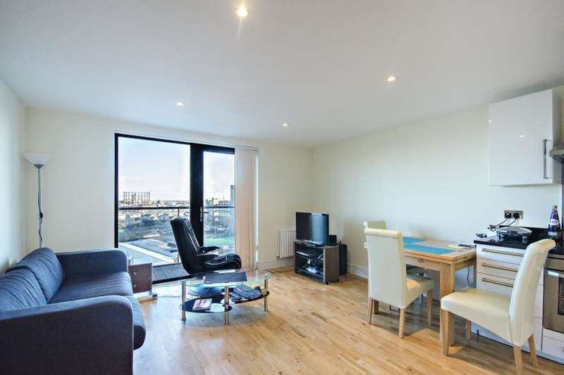 1 Bedroom Apartment Flat for sale in Parkview Apartments, E14
