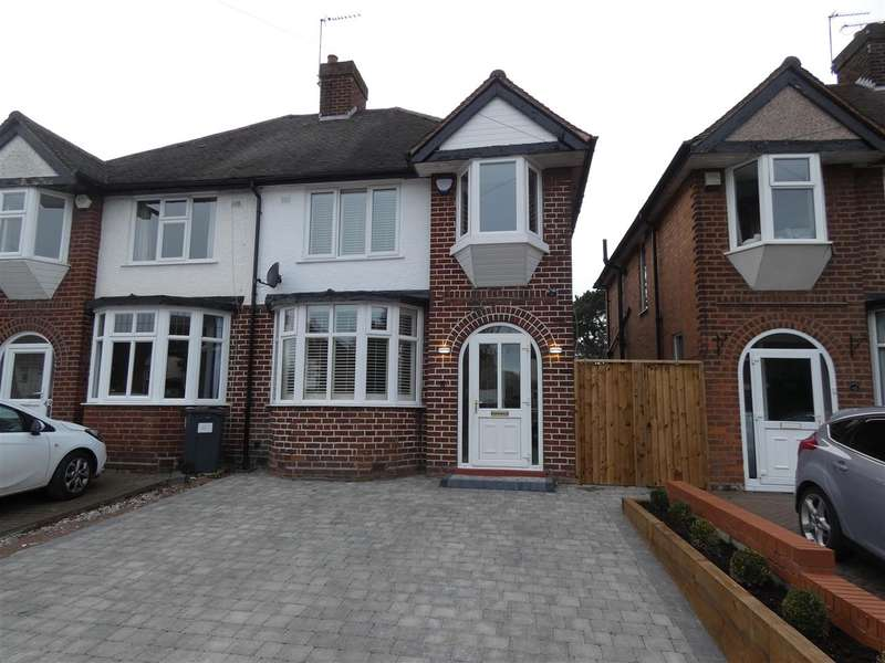 3 Bedrooms Semi Detached House for sale in Barrows Lane, Yardley, Birmingham