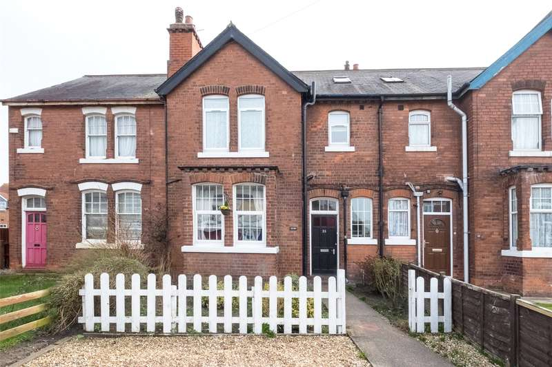 4 Bedrooms Terraced House for sale in Flaxley Road, Selby, YO8