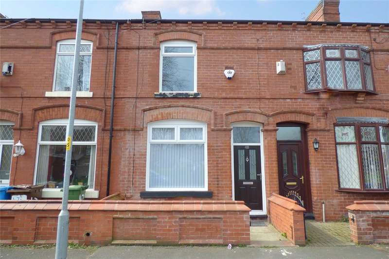 2 Bedrooms Terraced House for sale in Rossington Street, Newton Heath, Manchester, M40