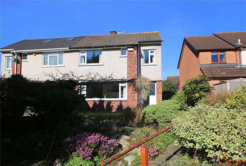 3 Bedrooms Semi Detached House for sale in Bishopsworth Road Bishopsworth Bristol BS13