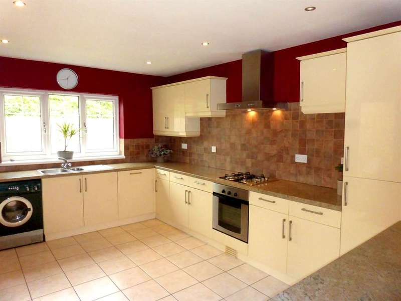 3 Bedrooms Detached House for sale in Forge Way, Nottage, Porthcawl