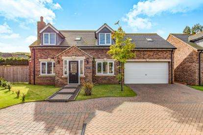 4 Bedrooms Detached House for sale in Ormesby Bank, Ormesby, Middlesbrough, North Yorkshire