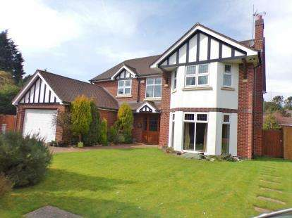 5 Bedrooms Detached House for sale in Vyner Park, Vyner Road South, Noctorum, Wirral, CH43