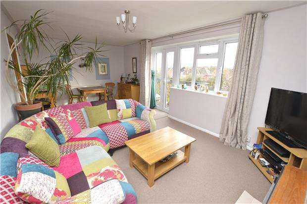 3 Bedrooms Maisonette Flat for sale in Benhall Gardens, Gloucester Road, CHELTENHAM, Gloucestershire, GL51 7TQ