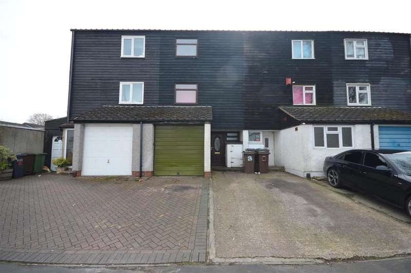 3 Bedrooms Terraced House for sale in Exeter Drive, Birmingham