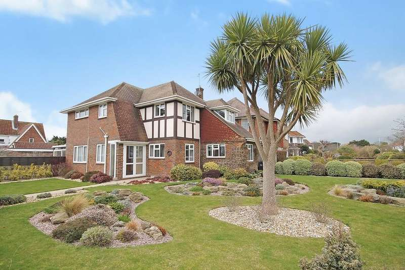 4 Bedrooms Detached House for sale in Arlington Close, Goring-by-sea, West Sussex BN12 4ST