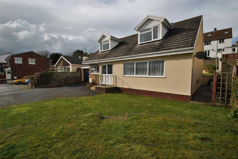 5 Bedrooms Detached House for sale in Hamilton Close, Bideford
